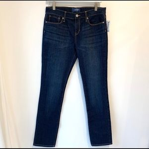 Old Navy Dark Skinny Adjust  Dark Wash Jeans